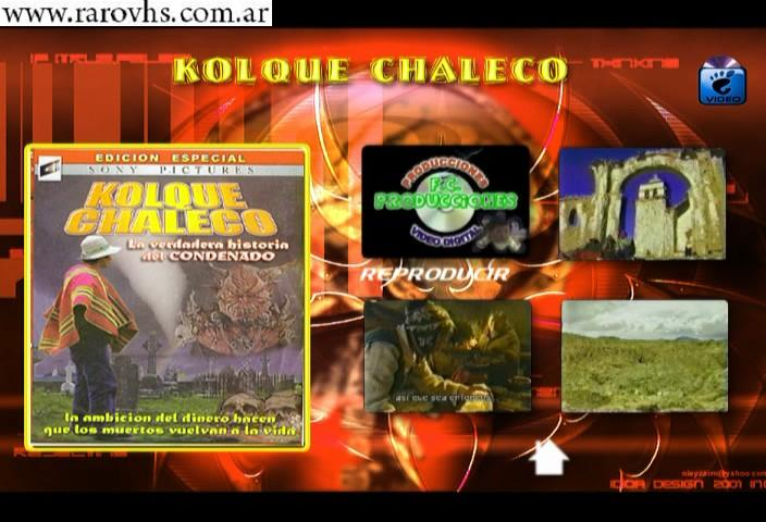 Kolke Chaleco (Bolivia)