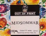 Hermoso VHS de Midsommar (2019)